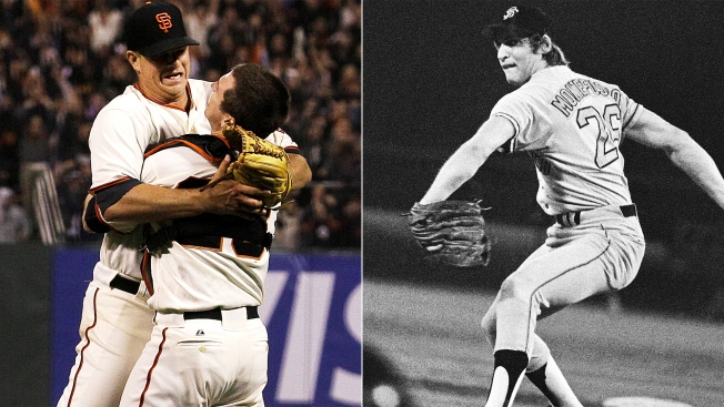 POLL: Giants Memorable Moments -- Cain's Perfect Game Vs John Montefusco's No-hitter