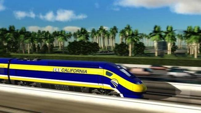 More Dissention on the High Speed Rail
