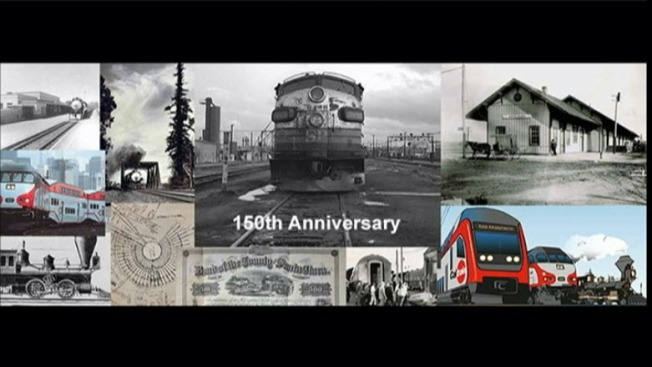 Caltrain Celebrates 150th Anniversary of Rail Service Between San Jose and San Francisco