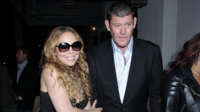 Mariah Carey 'Trying to Work it Out' With Fiancé James Packer