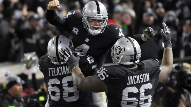 Raiders Offensive Lineman Next in Line for Extension With Carr's Deal Done