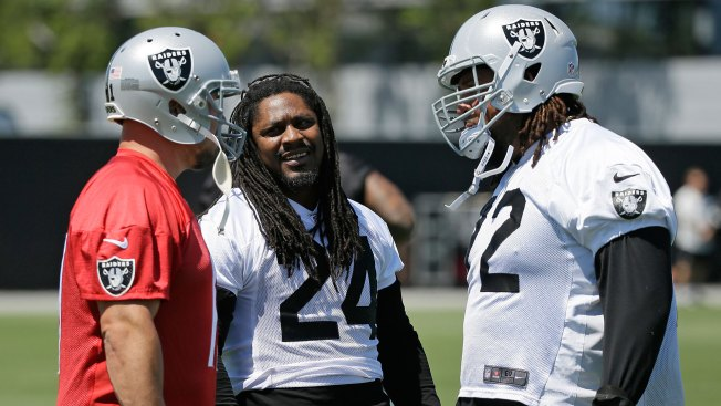 Donald Penn holding out from Raiders camp, reportedly wants new deal