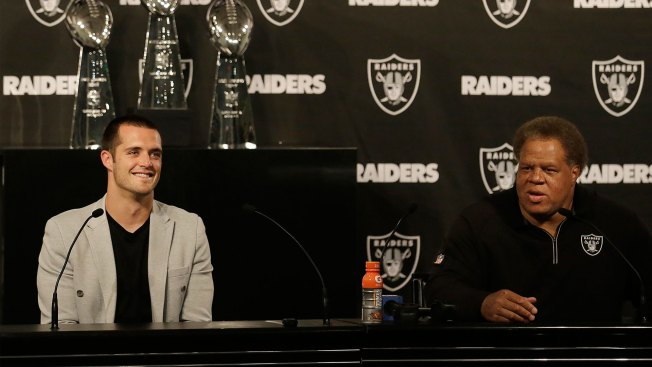 Raiders Hope to Execute Extension Master Plan 'in the Correct Timing'