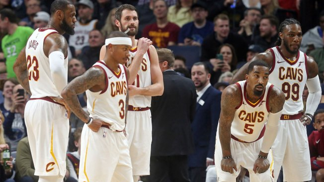 Timberwolves destroy Cavaliers by 38 points, 127-99