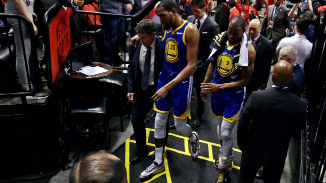 What Shocked Mariners' Sam Tuivailala About Kevin Durant's Achilles Injury