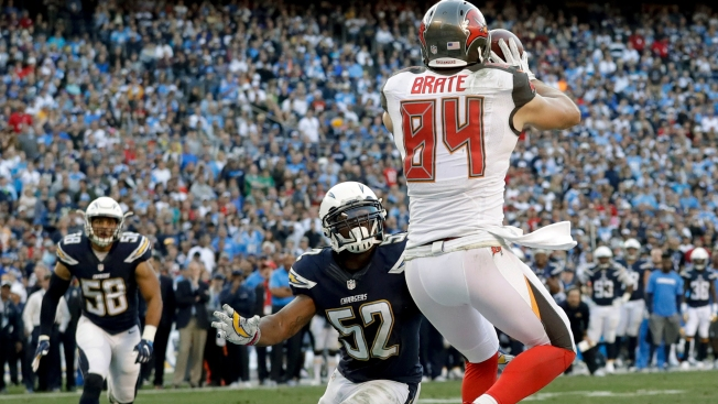 Chargers Go Silent in Fourth, Fall to Buccaneers
