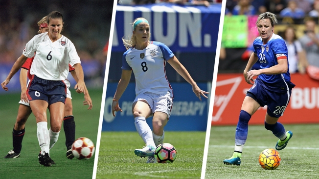 Julie Johnston Is the Next Brandi Chastain, Abby Wambach: Santa Clara University Soccer Coach