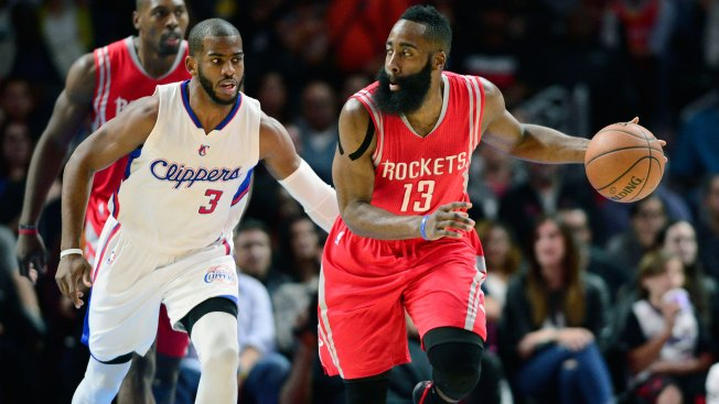 Clippers to trade Chris Paul to Rockets in blockbuster deal
