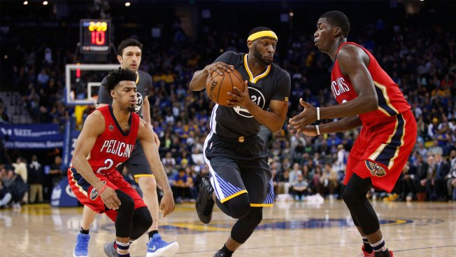 Ian Clark: 'I Couldn't Do Too Much of That in Golden State'