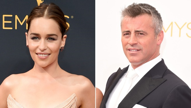 Matt LeBlanc Weirds Out Emmy Viewers With Emilia Clarke Joke