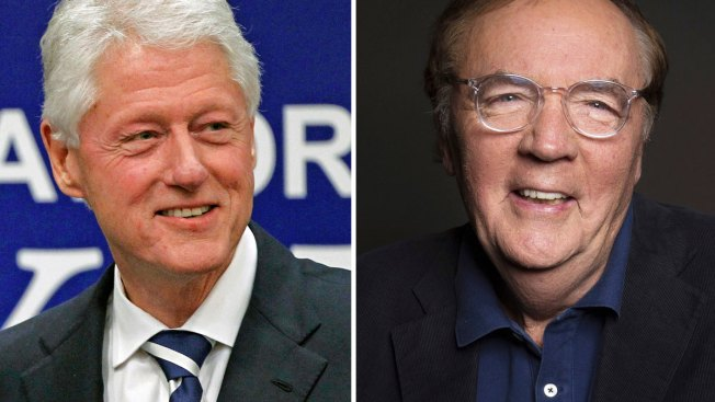 Bill Clinton, James Patterson co-writing a thriller