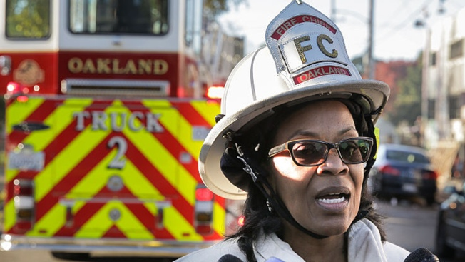 Oakland Fire Chief Announces Retirement Amid Questions About Ghost Ship Warehouse Fire