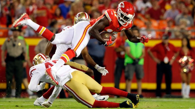 Niners' Jimmie Ward Likely to Miss Opener