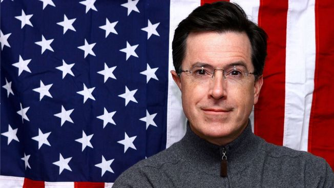 "NASA to Announce Module Name on ""Colbert Report"""