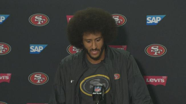 'Take it a Step Further': 49ers QB Colin Kaepernick Says He'll Donate $1 Million to Community Organizations