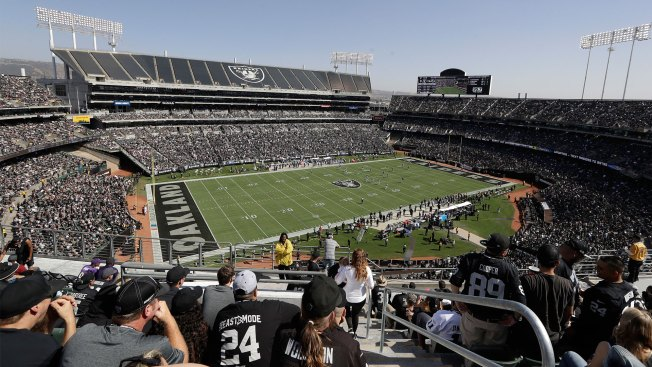 Judge Nearly Dismisses Oakland's Antitrust Suit Against NFL, Raiders