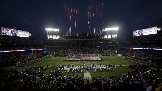 NFL Rumors: Raiders Reach Agreement, Will Play in Oakland in 2019