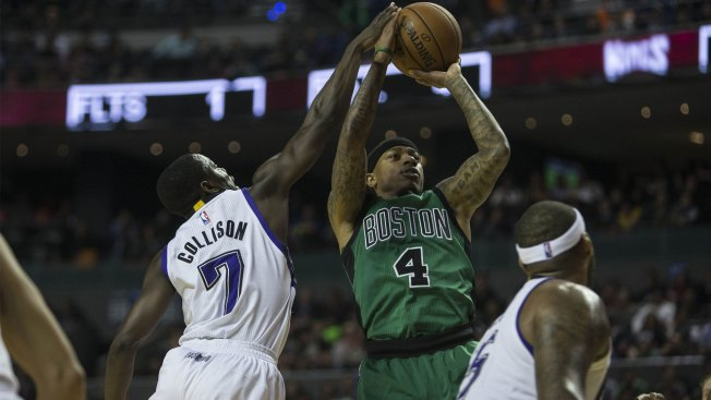 NBA Gameday: Thomas Would Like Nothing More Than to Bury Kings