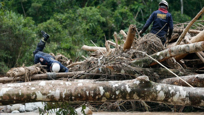 Colombia Ends Search for Flood Survivors; Death Toll at 314
