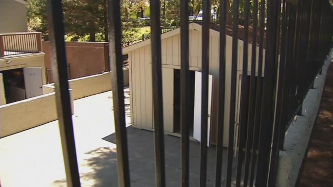 Man Follows Girl Into East Bay Pool Shed, Yanks on Her Shorts