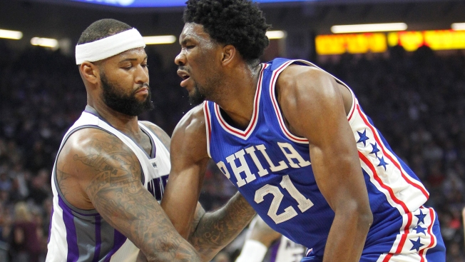 DeMarcus Cousins Likes Joel Embiid Almost As Much As He Likes Himself