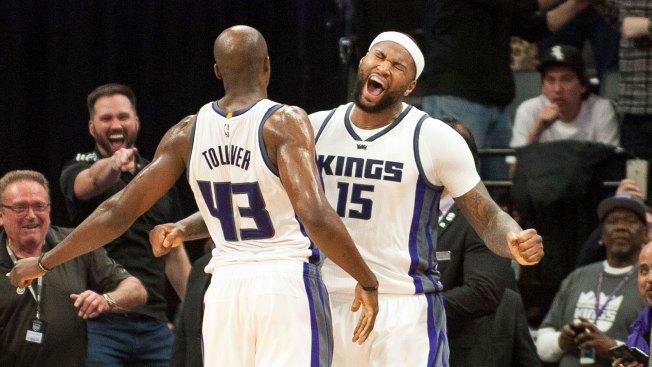 Sacramento Kings center DeMarcus Cousins faces suspension