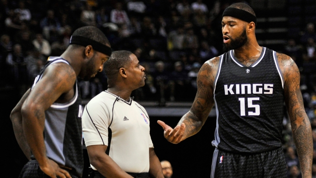 NBA Rescinds Two of Cousins' Technical Fouls