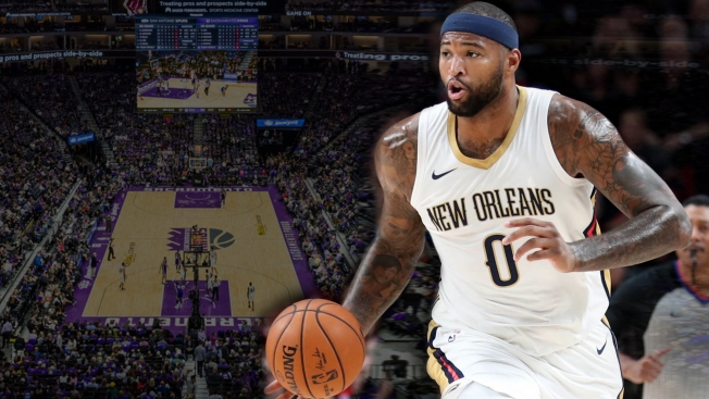 DeMarcus Cousins discusses his emotional return to Sacramento to play the Kings