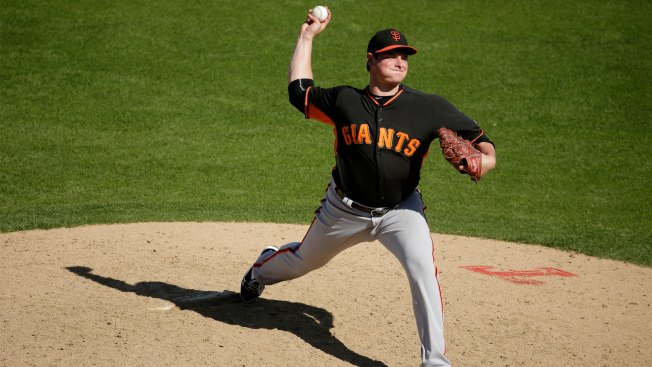 Krukow: Giants Have Been Patient With Kyle Crick, 'he Just Hasn't Responded'