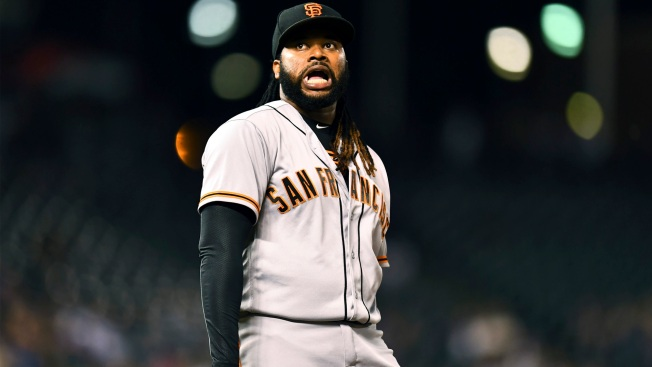 Giants Pitcher Johnny Cueto to Take Big Step in Comeback From Tommy John