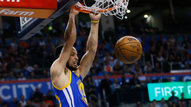 Even Without Durant, Warriors Decimate Thunder