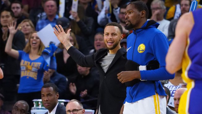 As Warriors Inch Closer to Full Health, Kerr Provides Update on Durant, Klay