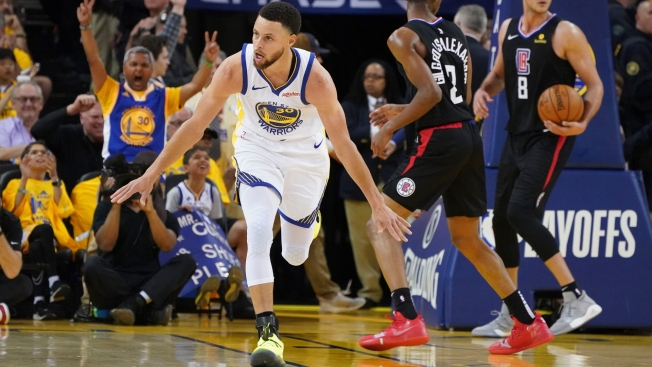 Warriors Takeaways: What We Learned in 121-104 Game 1 Win Over Clippers