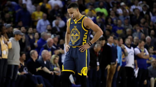 Warriors  Loss to 76ers a Vivid Illustration of Klay Thompson s Value 0efc7ba36