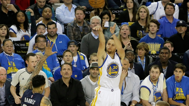 0df2b1e7a98 2015-16 Regular Season Finale Special to Steph Curry for Many Reasons