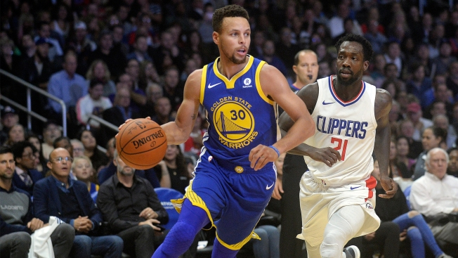 Patrick Beverley Explains Why He Doesn't Talk Trash to Steph Curry