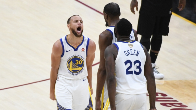 NBA Rumors: Kevin Durant Felt Like 'distant Second Fiddle' to Steph Curry