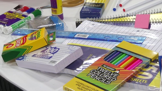 San Jose Sacred Heart Will Distribute School Supplies to 3,300 Kids Friday