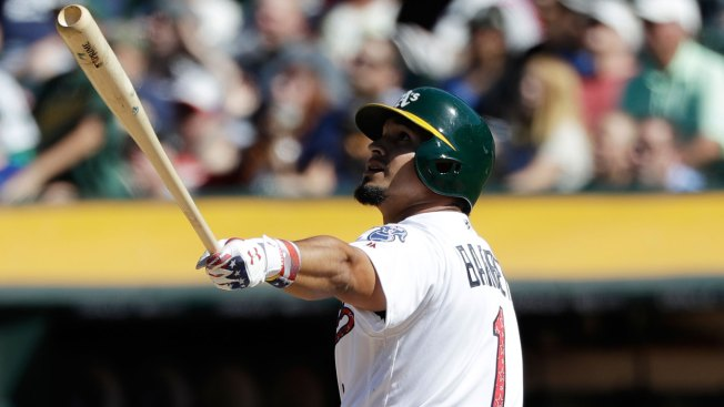 A's Option Barreto to Triple-A, Lowrie Trade Coming?