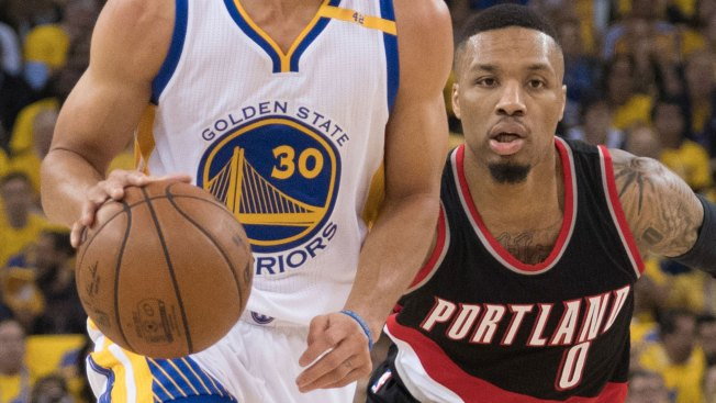 Asked About New Warriors Jersey, Damian Lillard Throws Shade at Current Uni