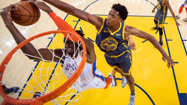 Why Damian Jones Believes Trade to Hawks Will Be 'great Opportunity'