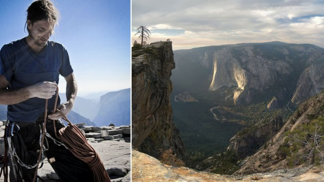 BASE Jumper's Girlfriend Heard 'Thwack' After Dean Potter Slams Into