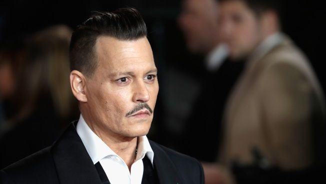 Crew Member Alleges Johnny Depp Punched Him on LA Film Set