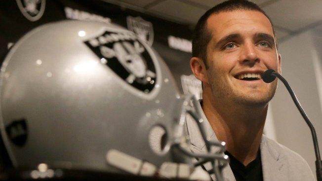 Carr Plans to Spread New Wealth After Raiders Contract Extension