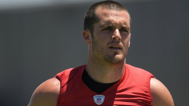 How Life Has Changed for Derek Carr After Record NFL Contract