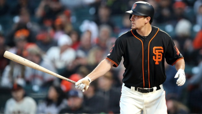 How Alex Dickerson Became Giants' Best Hitter at Oracle Park This Season