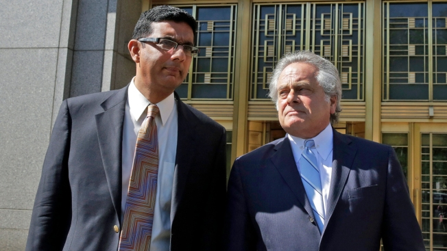 Conservative Scholar Dinesh D'Souza Pleads Guilty in Straw Donor Case