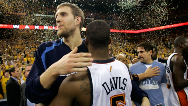 e6747cea8 Dirk Nowitzki Remembers One Thing Most About 2007 Game 6 Loss to Warriors
