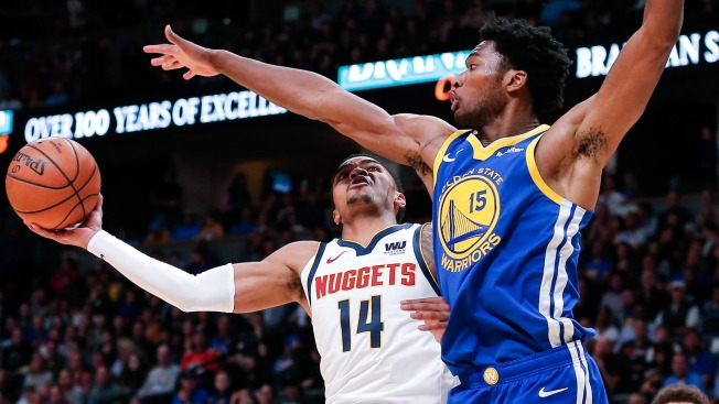 Warriors Couldn't Wait Any Longer for Damian Jones to Prove Himself