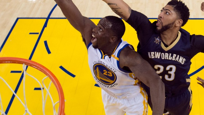 Warriors' Kevin Durant listed as doubtful for Pelicans game